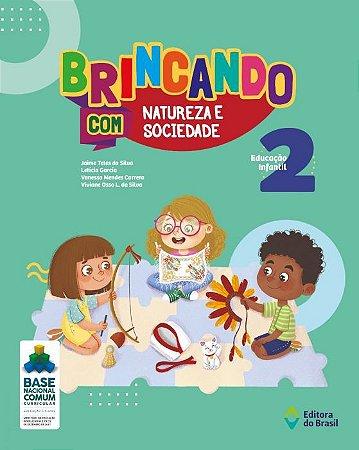 BRINCANDO NATUREZA E SOCIEDADE V.2