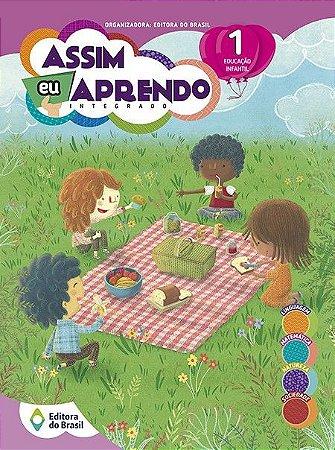 ASSIM EU APRENDO INTEGRADO EDUCAÇÃO INFANTIL 1