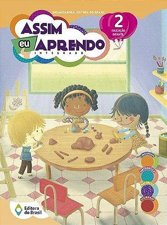 ASSIM EU APRENDO INTEGRADO EDUCAÇÃO INFANTIL 2