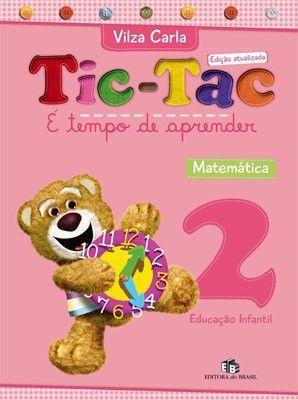 TIC-TAC - É TEMPO DE APRENDER - MATEMÁTICA 2