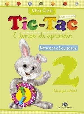 TIC -TAC - É TEMPO DE APRENDER - NATUREZA E SOCIEDADE 2