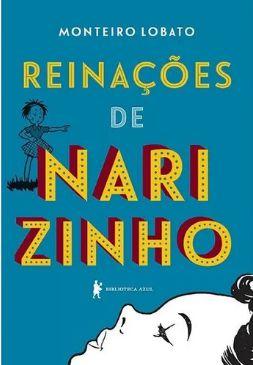 REINAÇÕES DE NARIZINHO (Capa Dura)