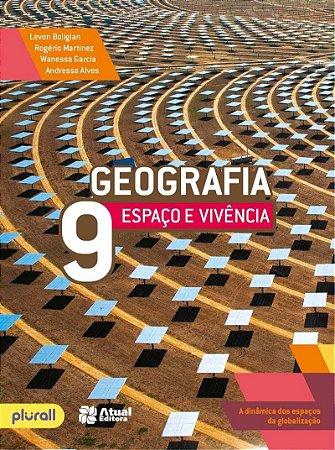 Geografia - Espaço e Vivência - 9º Ano