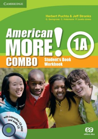 American More! Combo 1A