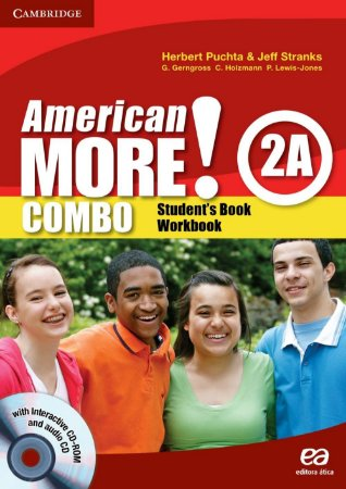 American More! Combo 2A