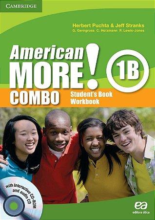 American More! Combo 1B