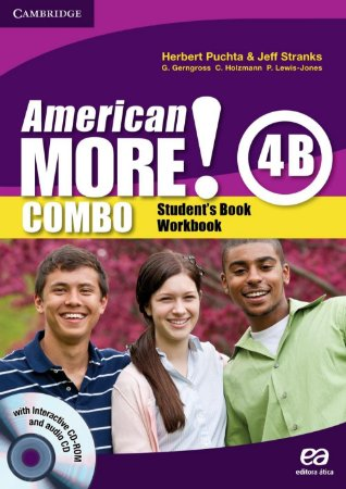 American More! Combo 4B