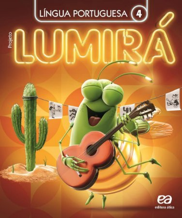 Projeto Lumirá - Língua Portuguesa - 4º Ano