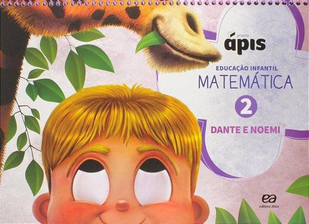 Projeto Ápis - Matemática - Vol. 2