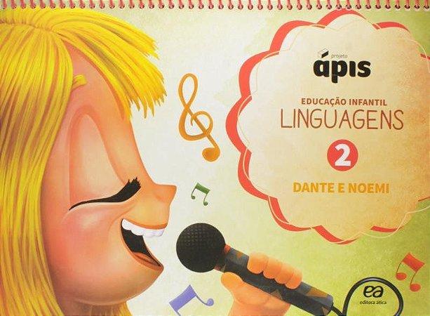 Projeto Ápis - Linguaguem - Vol. 1