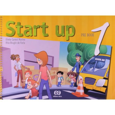Start Up - Pre-book 1