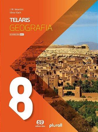 Projeto Teláris Geografia - 8º Ano