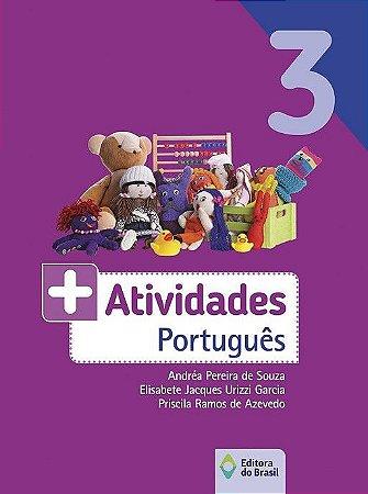MAIS  ATIVIDADES - PORTUGUES - 3 ANO