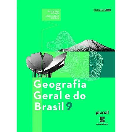 Geografia Geral e do Brasil 9º Ano