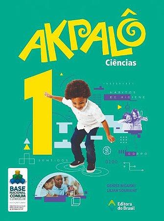 AKPALÔ CIÊNCIAS - 1º ANO