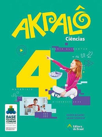 AKPALÔ CIÊNCIAS - 4º ANO