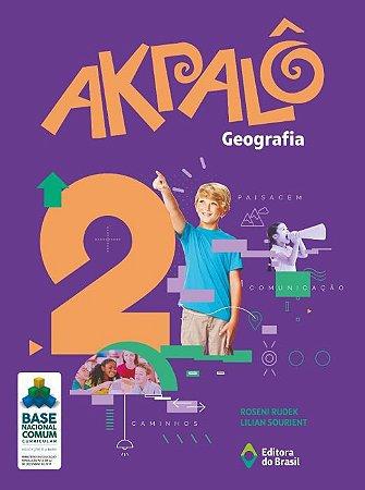 AKPALÔ GEOGRAFIA - 2º ANO