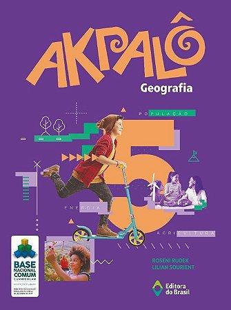 AKPALÔ GEOGRAFIA - 5º ANO