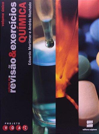 Projeto Voaz - Química - Ensino Médio - Volume Único