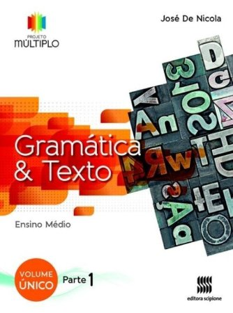 Projeto Múltiplo - Gramática - Ensino Médio