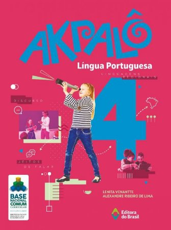 AKPALÔ LÍNGUA PORTUGUESA - 4º ANO