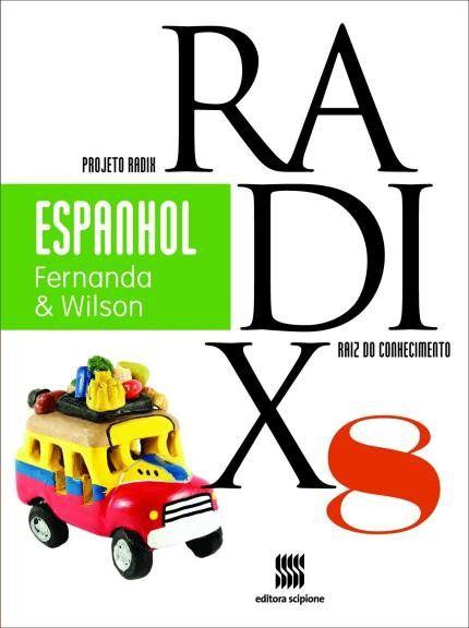 Projeto Radix - Espanhol - 8º Ano
