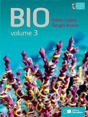 Bio - Vol. 3 - Ensino Médio