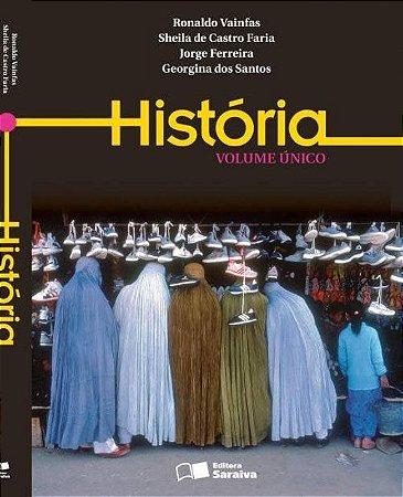 História - Vol. Único - Ensino Médio