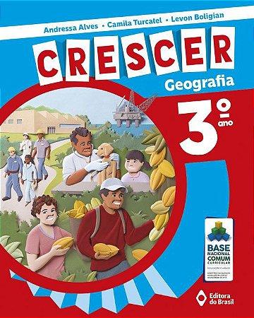 CRESCER GEOGRAFIA - 3 ANO