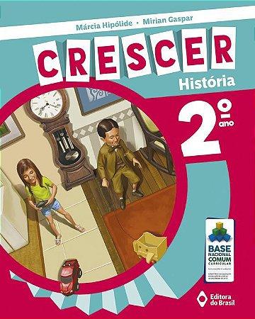 CRESCER HISTORIA - 2 ANO