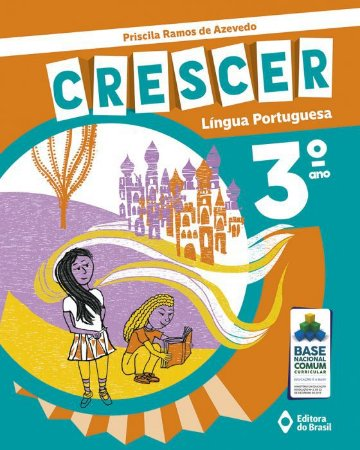 CRESCER LÍNGUA PORTUGUESA - 3 ANO