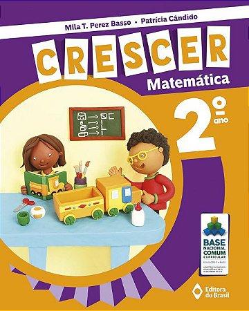 CRESCER MATEMATICA - 2 ANO