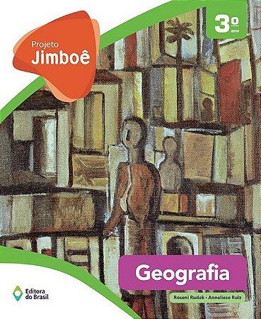 PROJETO JIMBOE GEOGRAFIA - 3 ANO