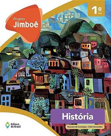 PROJETO JIMBOE HISTORIA - 1 ANO