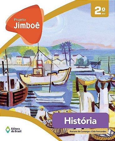 PROJETO JIMBOE HISTORIA - 2 ANO