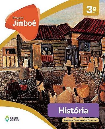 PROJETO JIMBOE HISTORIA - 3 ANO
