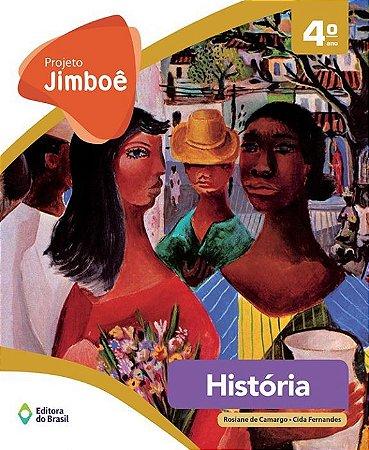 PROJETO JIMBOE HISTORIA - 4 ANO