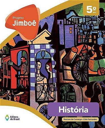 PROJETO JIMBOE HISTORIA - 5 ANO
