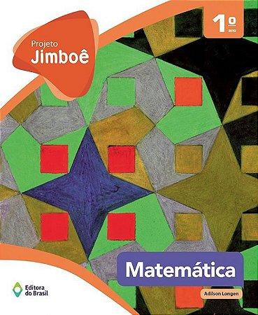PROJETO JIMBOE MATEMATICA - 1 ANO