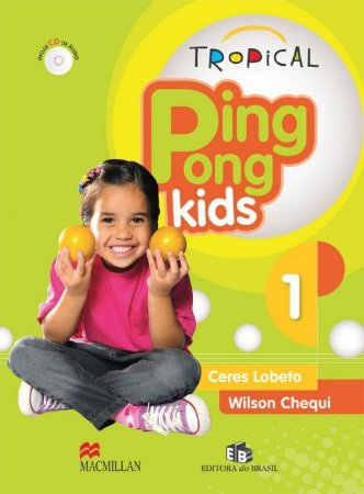 TROPICAL PING PONG KIDS 1 - STUDENTS PACK