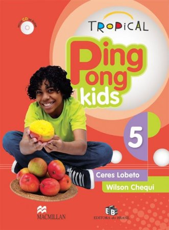 TROPICAL PING PONG KIDS 5 - STUDENTS PACK