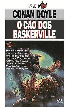 O Cão Dos Baskerville - Col. Eu Leio