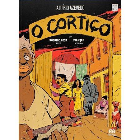 O Cortiço - Coleção Clássicos Brasileiros Em HQ