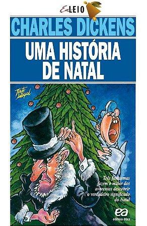 Uma História De Natal - Col. Eu Leio