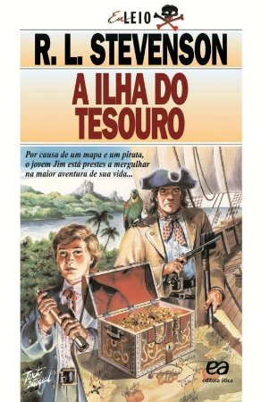 A Ilha do Tesouro - Col. Eu Leio