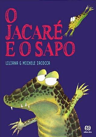 O Jacaré E O Sapo