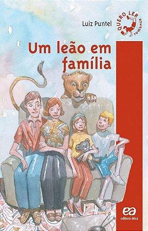 Um Leão em Família - Col Quero Ler