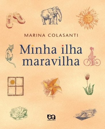 Minha Ilha Maravilha - Col. Poesia para Crianças