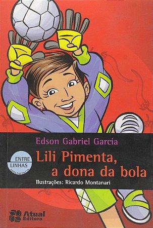 Lili Pimenta, a dona da bola