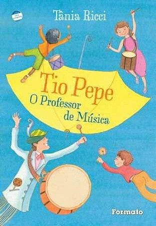 Tio Pepe, o professor de música